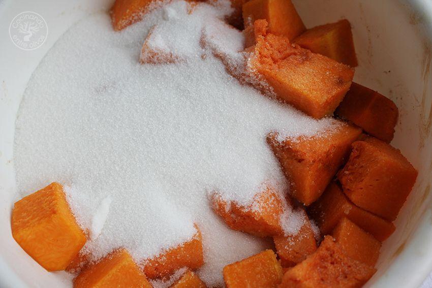 Mermelada de calabaza www.cocinandoentreolivos.com (3)