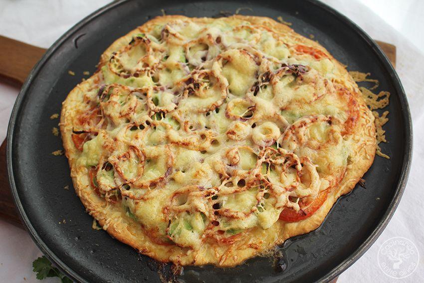 Pizza de aguacate www.cocinandoentreolivos.com (25)