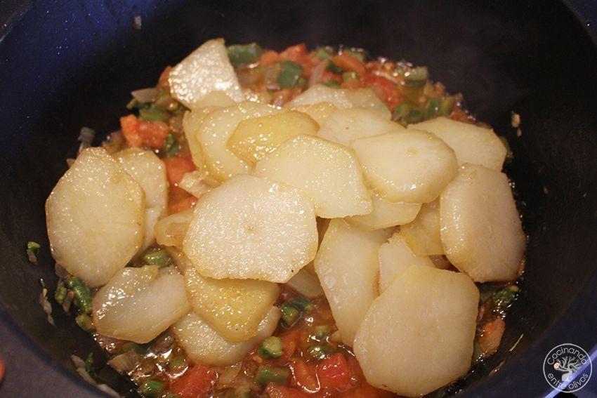 Sopa perota Alora Malaga www.cocinandoentreolivos.com (16)