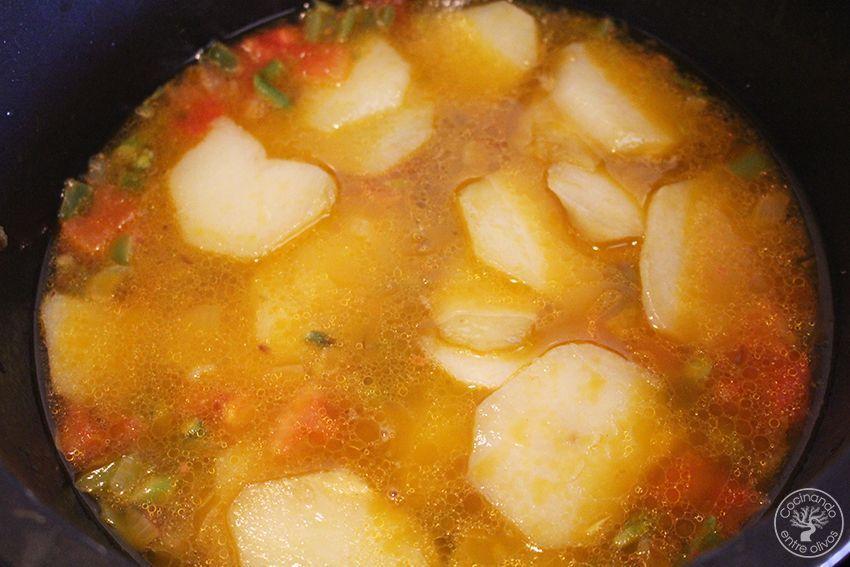 Sopa perota Alora Malaga www.cocinandoentreolivos.com (17)