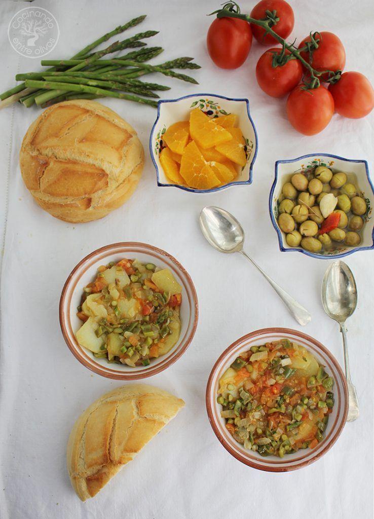 Sopa perota Alora Malaga www.cocinandoentreolivos.com (24)