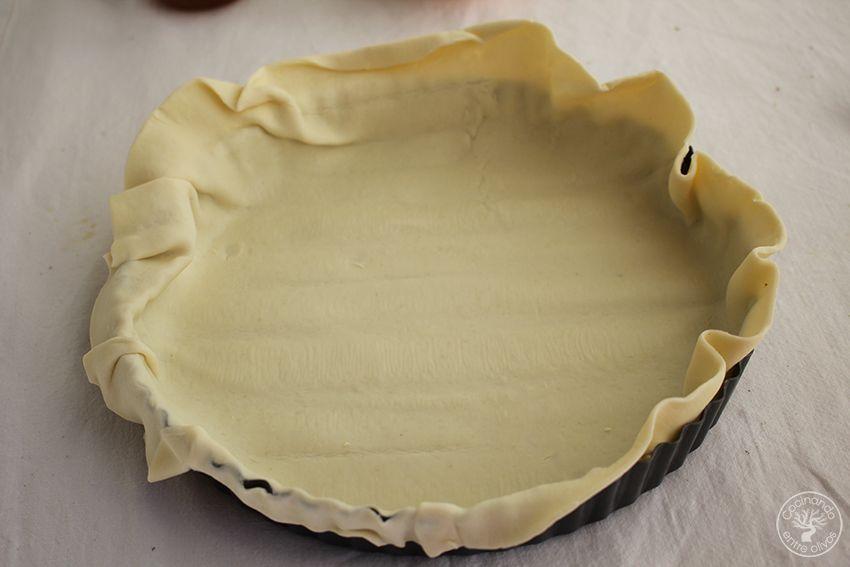 Tarta de mango y requesón con hojaldre (6)