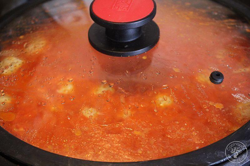 Albondigas de atun con tomate Receta www.cocinandoentreolivos.com (1)