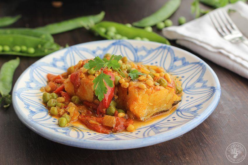 Bacalao a la baezana Receta www.cocinandoentreolivos.com (1)