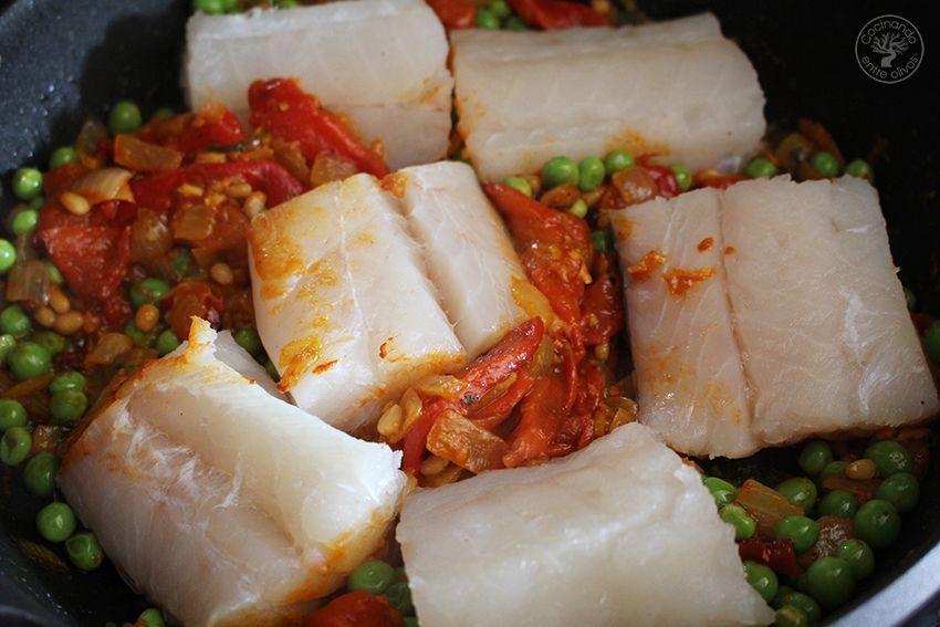 Bacalao a la baezana Receta www.cocinandoentreolivos.com (15)