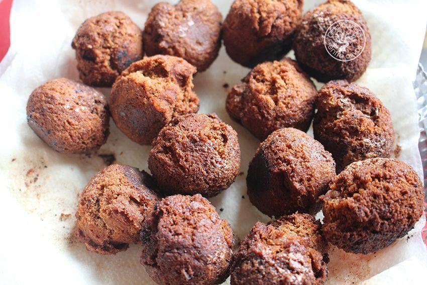 Castagnole de chocolate Dulce de Carnaval (18)