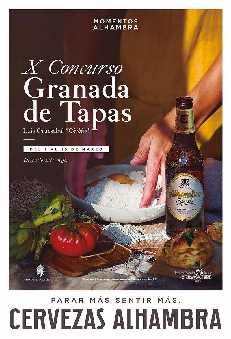Granada de Tapas 2018