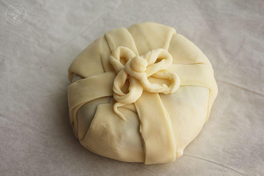 Hojaldre relleno de queso y mermelada www.cocinandoentreolivos.com (11)