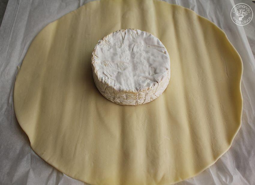 Hojaldre relleno de queso y mermelada www.cocinandoentreolivos.com (5)