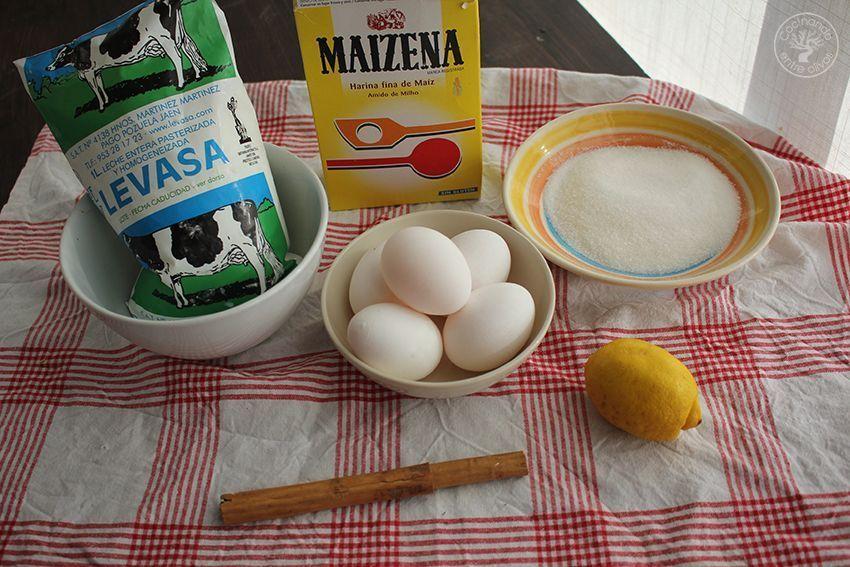 Huevos moles o nevados Receta www.cocinandoentreolivos.com (12)