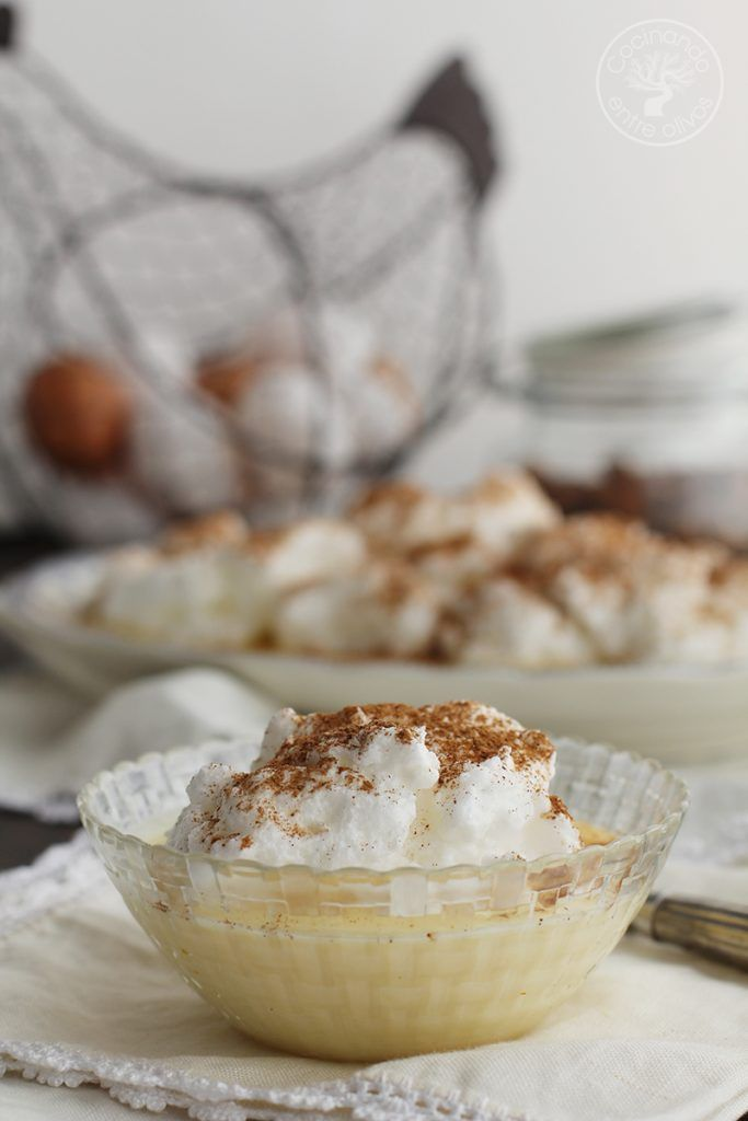 Huevos moles o nevados Receta www.cocinandoentreolivos.com (7)