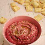 Hummus de remolacha y garbanzos Receta (16)