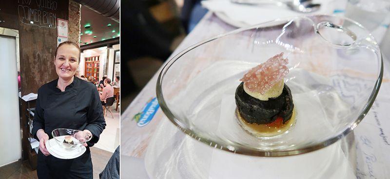 30. Granada de Tapas 2018. Restaurante Carmela