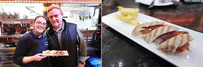 74. Granada de Tapas 2018. Cafetería Guerrero