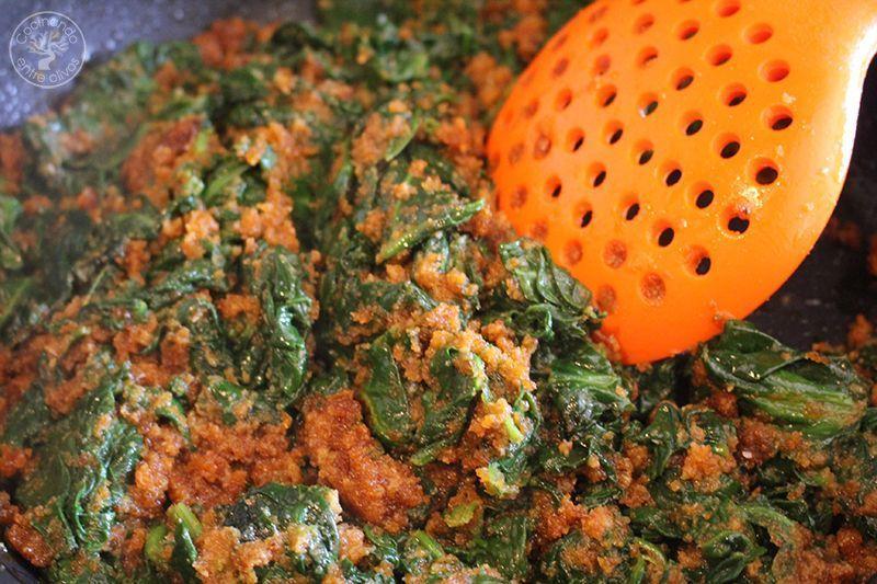 Espinacas labradas Ecija Receta www.cocinandoentreolivos.com (18)