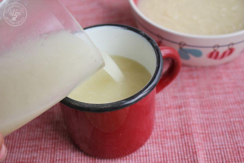Caldo rápido de cocido para Sopa receta (13)