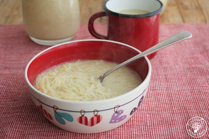 Caldo rápido de cocido para Sopa receta (16)