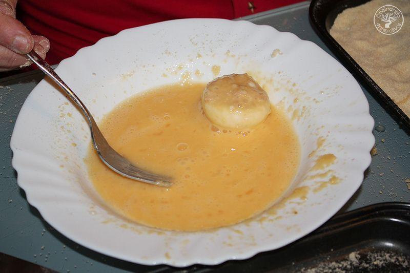 Champiñones rellenos de jamón york y queso receta www.cocinandoentreolivos.com (1)