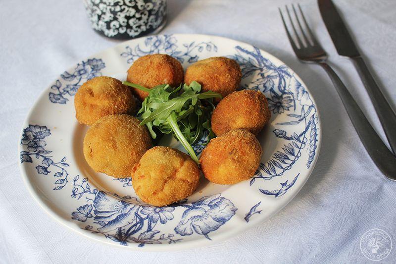 Champiñones rellenos de jamón york y queso receta www.cocinandoentreolivos.com (5)