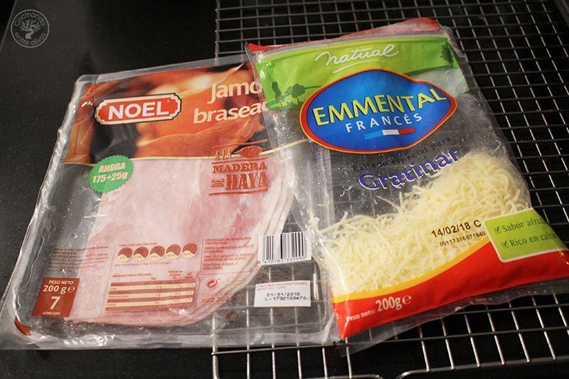 Champiñones rellenos de jamón york y queso receta www.cocinandoentreolivos.com (8)