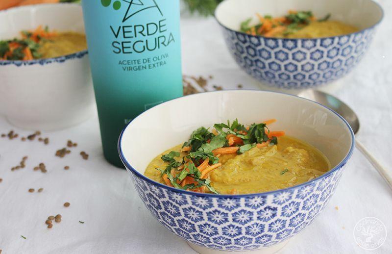 Crema de lentejas y zanahoria receta www.cocinandoentreolivos.com (17)