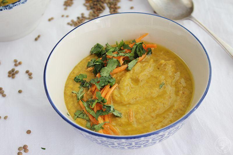 Crema de lentejas y zanahoria receta www.cocinandoentreolivos.com (18)