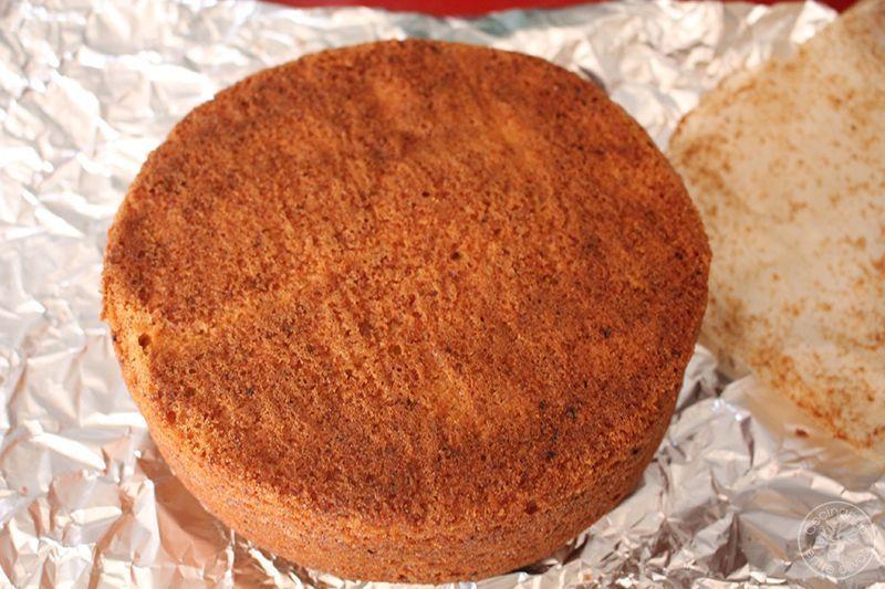 Tarta de zanahoria Carrot Cake Receta (2)