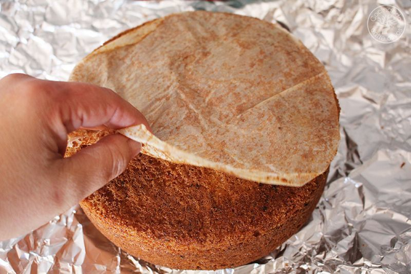 Tarta de zanahoria Carrot Cake Receta (3)
