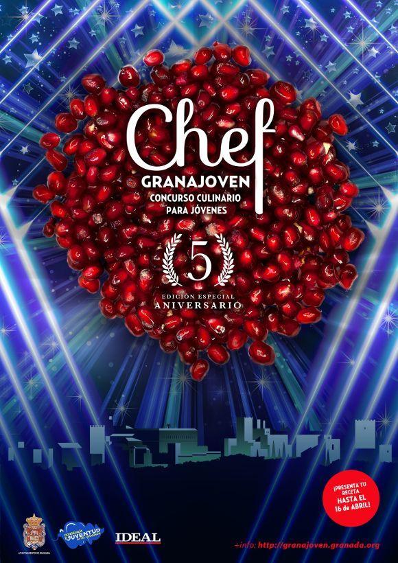 Granajoven Chef Granachef Cartel