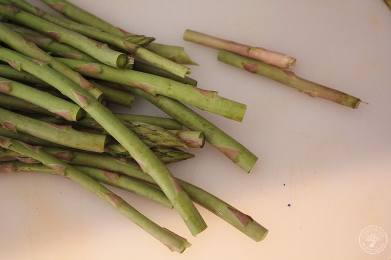 Arroz con esparragos verdes (3)