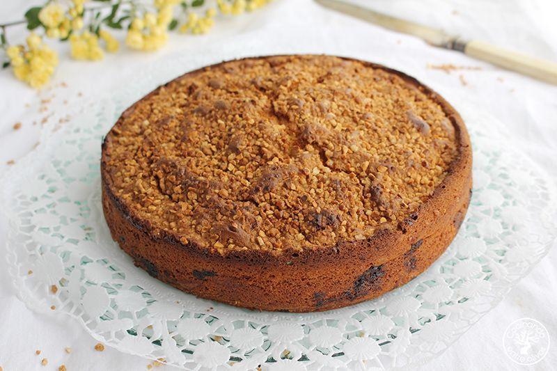Bizcocho de platano y almendra receta www.cocinandoentreolivos.com (2)