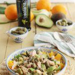 Ensalada de naranja, aguacate, atún y aceitunas receta (19)