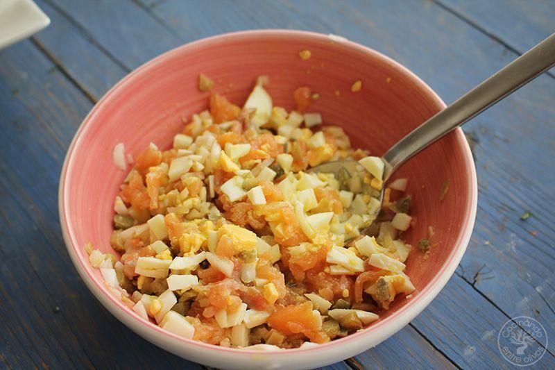 Esparragos blancos con vinagreta de salmon ahumado receta (8)