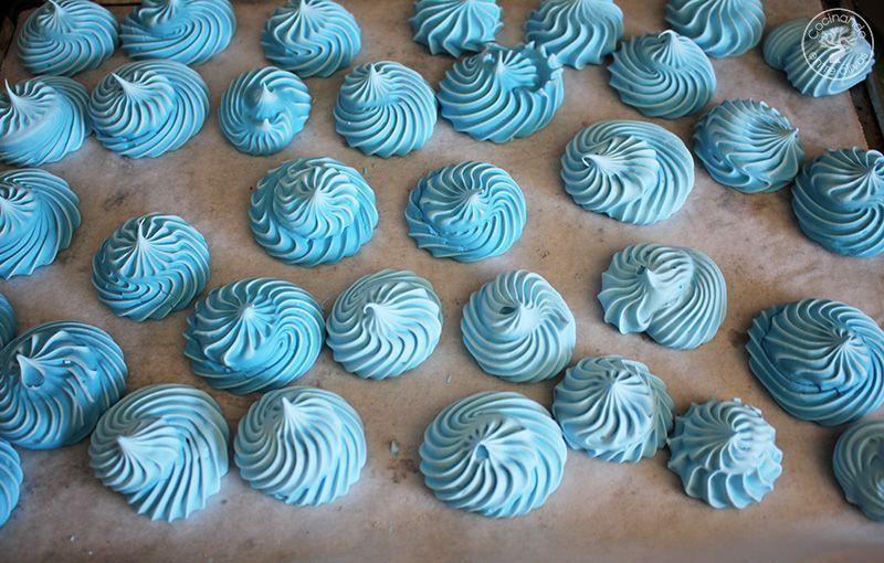 Merengues con papel decorativo Comunión www.cocinandoentreolivos.com (16)