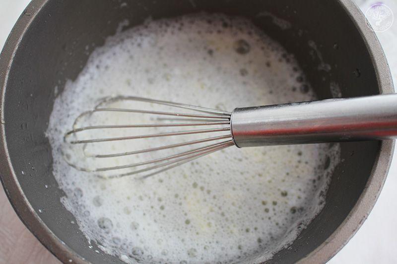 Merengues con papel decorativo Comunión www.cocinandoentreolivos.com (3)