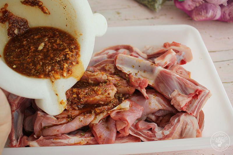 Churrasquitos de cordero receta www.cocinandoentreolivos.com (15)