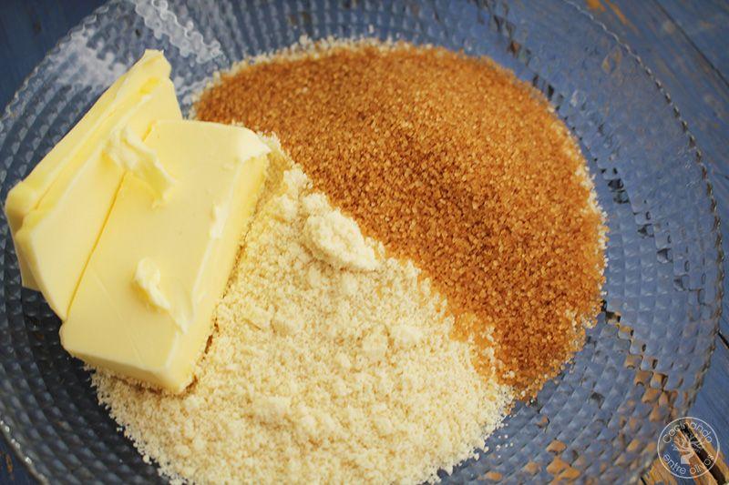 Crumble de cerezas www.cocinandoentreolivos.com (10)