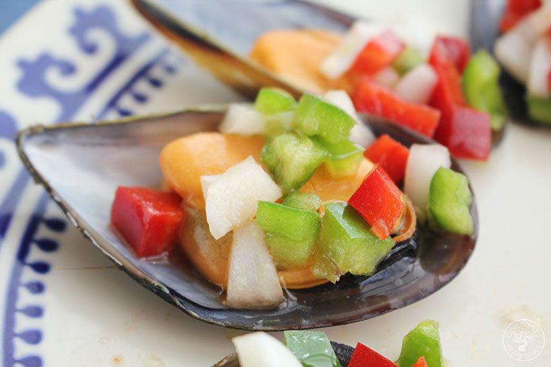 Mejillones a la vinagreta www.cocinandoentreolivos.com (12)