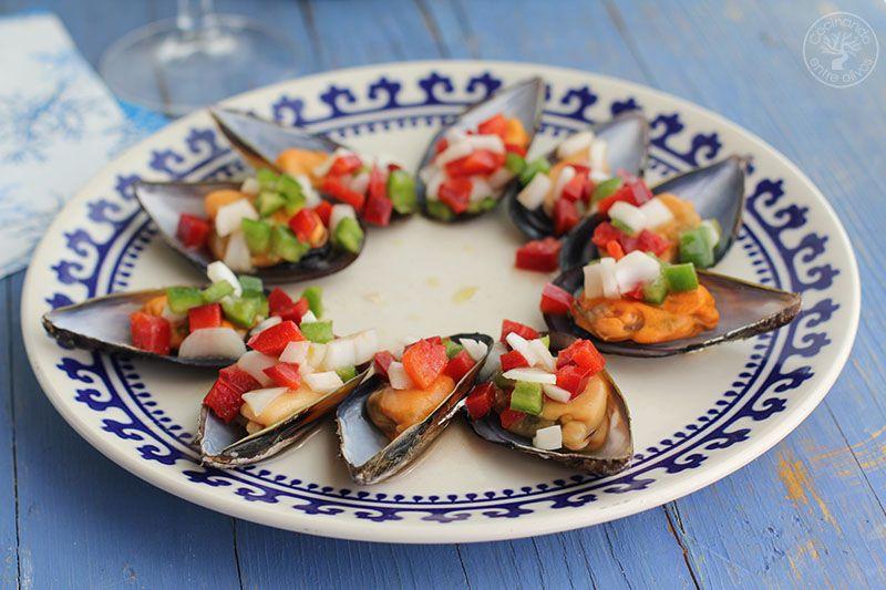 Mejillones a la vinagreta www.cocinandoentreolivos.com (13)