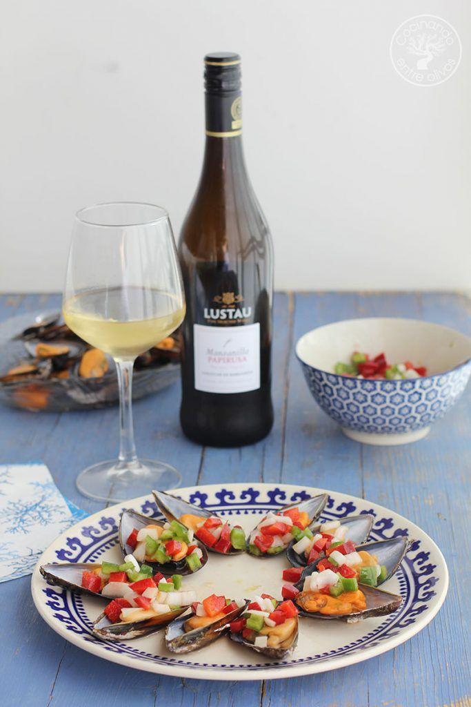 Mejillones a la vinagreta www.cocinandoentreolivos.com (14)