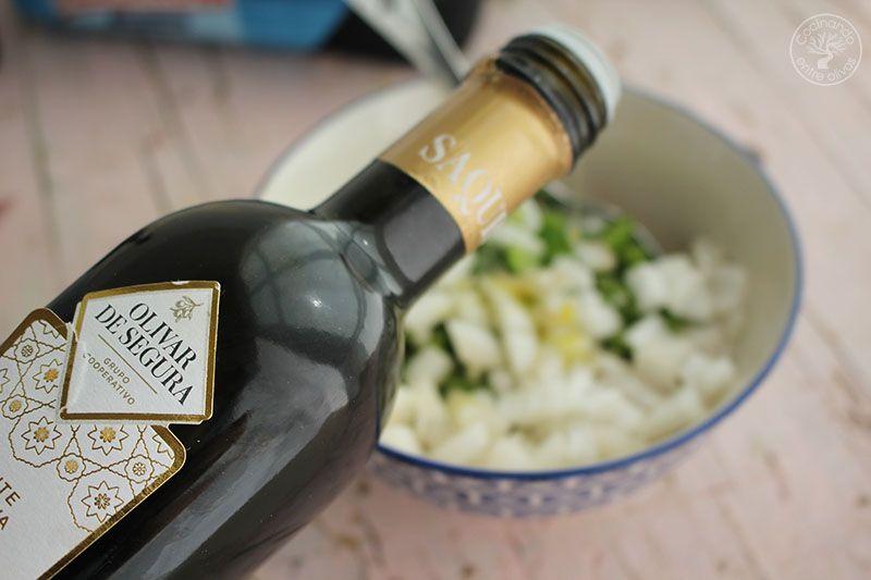 Mejillones a la vinagreta www.cocinandoentreolivos.com