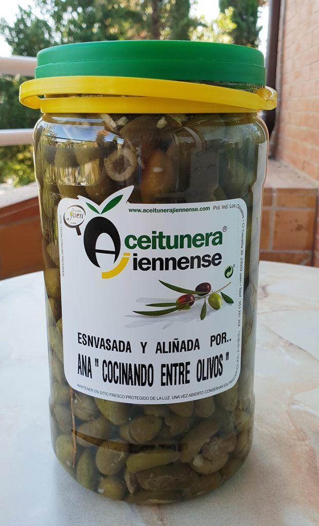 Aceitunas www.cocinandoentreolivos.com