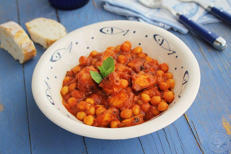 Garbanzos con pulpo www.cocinandoentreolivos.com (14)
