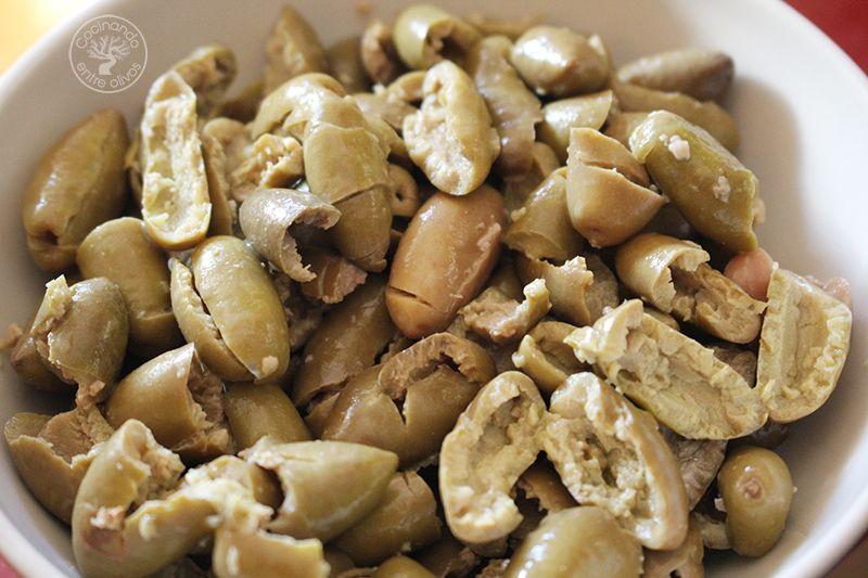 Hummus de Aceitunas verdes www.cocinandoentreolivos.com (5)