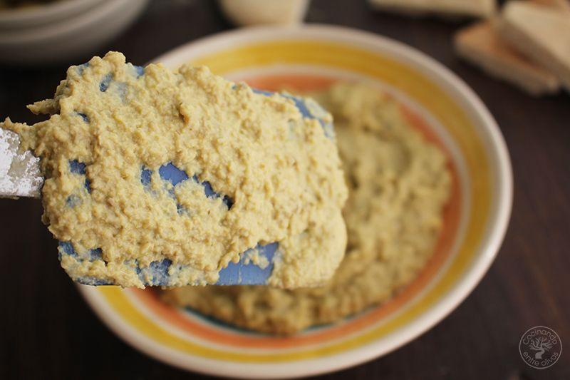 Hummus de Aceitunas verdes www.cocinandoentreolivos.com (9)