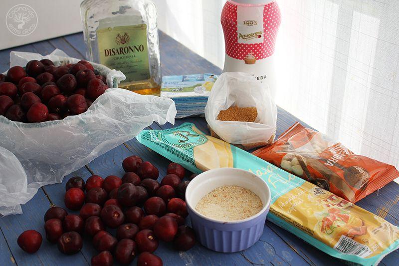 Strudel de cerezas y almendras www.cocinandoentreolivos.com (17)