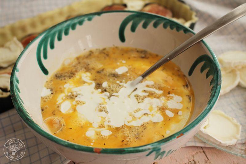 Tarta de hojaldre, brevas y queso de cabra (12)