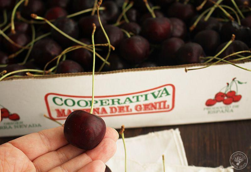 Ajoblanco de cerezas receta www.cocinandoentreolivos.com (4)