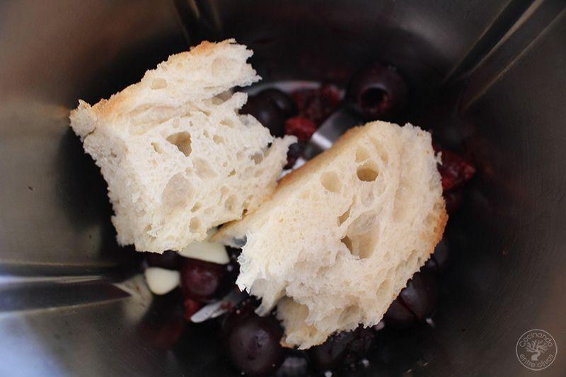 Ajoblanco de cerezas receta www.cocinandoentreolivos.com (7)