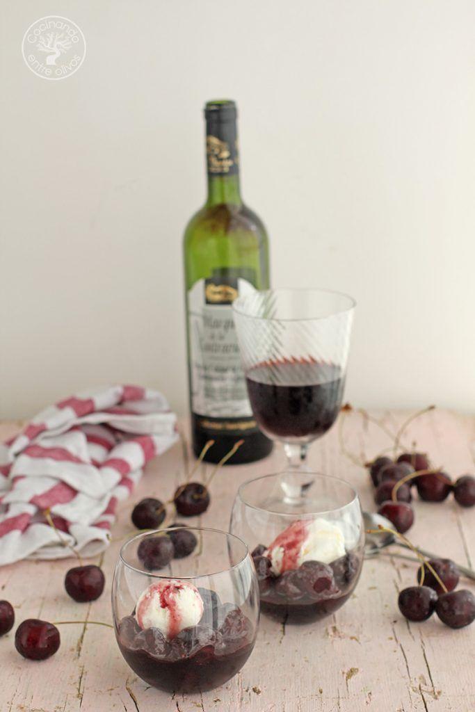 Cerezas al vino tinto receta www.cocinandoentreolivos.com (11)
